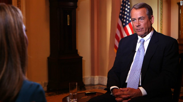 Boehner&#039;s biggest disappointment