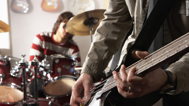 When promoting your rock band (or, really, anything) online, don't get greedy, and remember to
