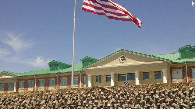 Fort Stewart, where the accused soldiers were stationed, is home to the U.S. Army's 3rd Infantry Division.