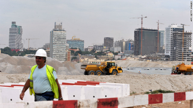Angola has embarked on a major reconstruction program following the end of a 27-year vicious civil war in 2002. The oil-rich country holds general elections Friday.