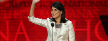 Late addition to race complicates Haley's re-election run