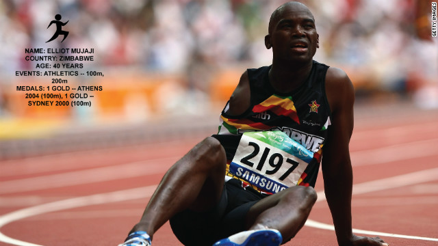 Meet the African Paralympic stars