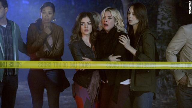 &#039;Pretty Little Liars&#039; summer finale ends with a bang