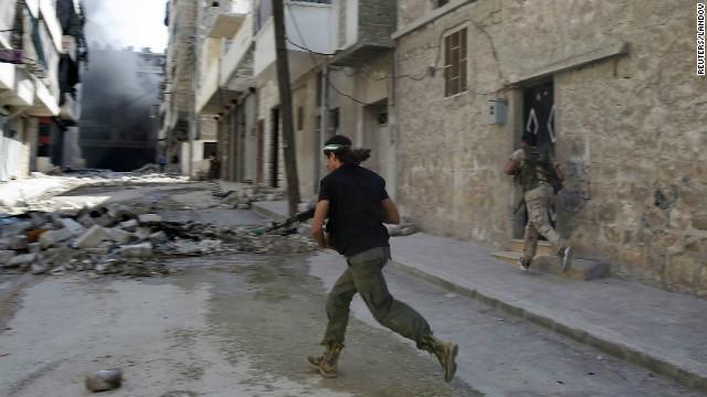 Al menos 32 personas mueren en Siria
