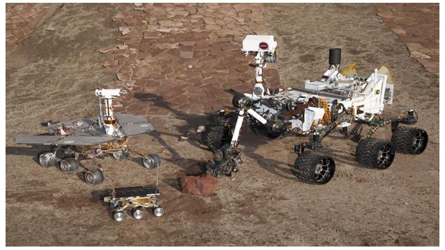 Will.i.am estrena la canción «Reaching for the stars» en Marte