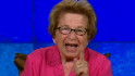Dr. Ruth can still throw hand grenades