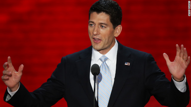 Paul Ryan acepta la nominacin como candidato a la vicepresidencia