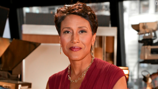 Robin Roberts is 'home sweet home'