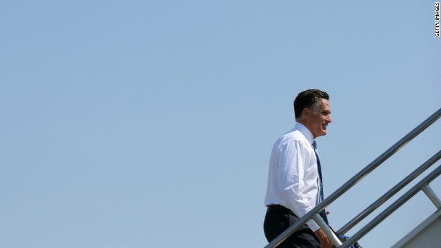 Romney campaign on GDP numbers: Economy is 'stuck'