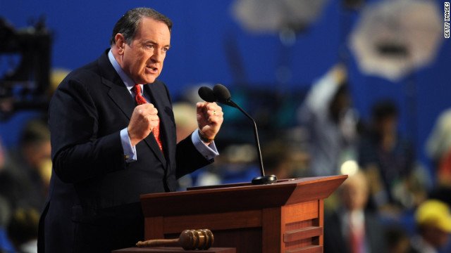 2016 GOP Poll: Huckabee, Paul, Perry and Ryan stand out