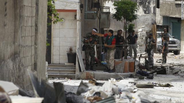 Siria: cuando la guerra oculta la rutina del país
