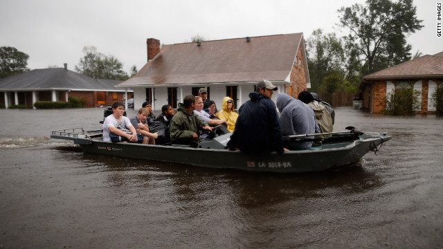 Need to Know News: Isaac's storm surge forces thousands to evacuate; Ryan's speech gives undecided voters mild nudge toward Romney