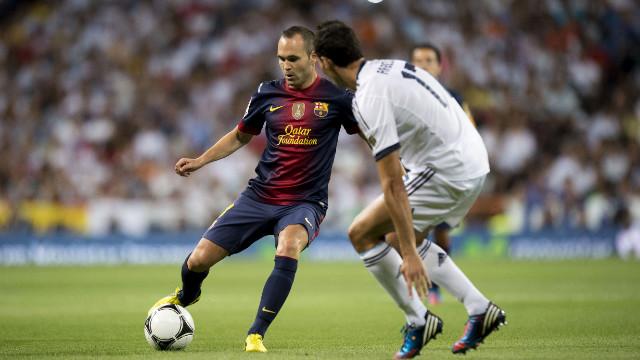 Andrés Iniesta es el mejor jugador de Europa