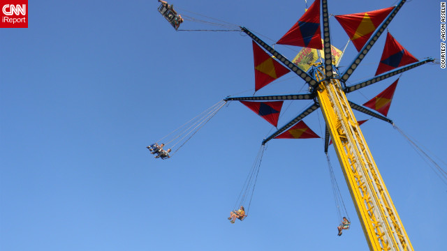 Jason Asselin's sons <a href='http://ireport.cnn.com/docs/DOC-831659'>braved the Vertigo</a> at Michigan's Upper Peninsula State Fair.