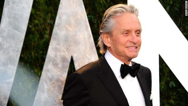 Michael Douglas as Ronald Reagan in indie film?