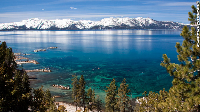 High altitude tahoe 6 225 feet is nirvana for skiing snowboarding