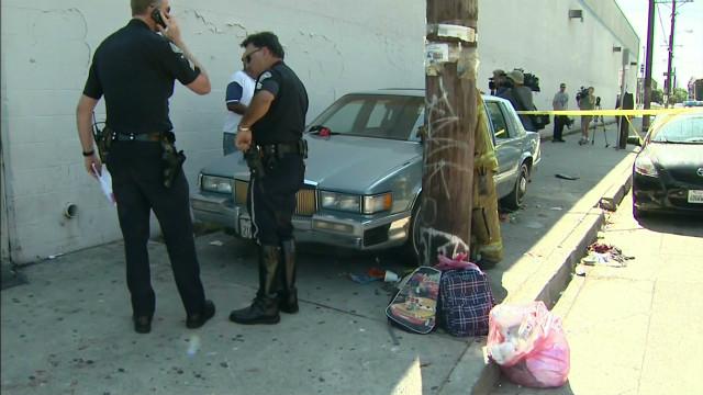 Un conductor de 100 años atropella a 11 personas en Los Ángeles