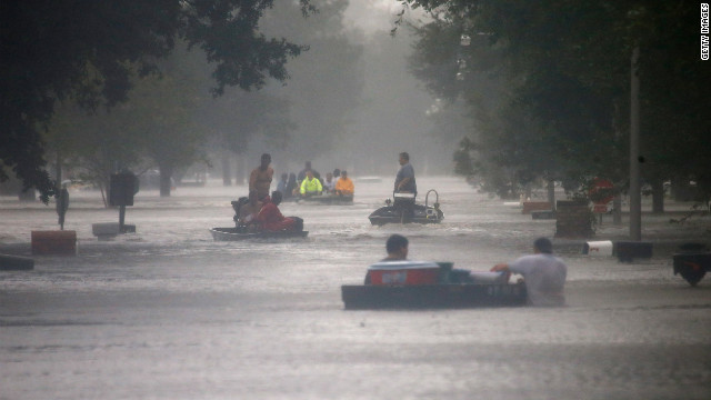 Isaac slams the Gulf Coast: Possible dam failure prompts mandatory evacuations