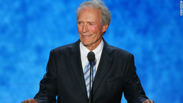 Stars react to Clint Eastwood