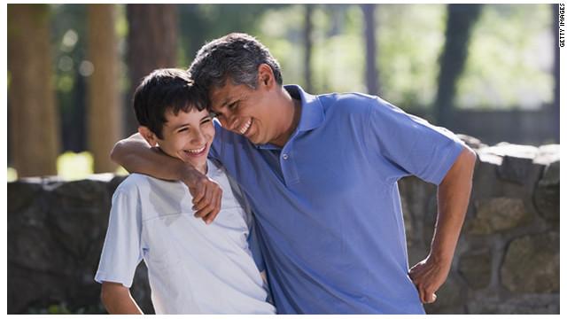 Pasar tiempo con papá mejora la autoestima de los adolescentes