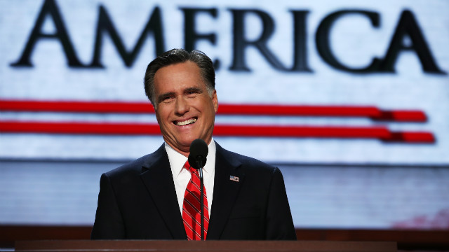 Mormon speakers at RNC mark sharp departure from Romney's reticence on faith