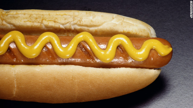 Top hot dogs for Labor Day