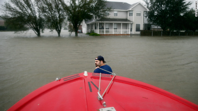 Isaac and me: How a New Orleans native rides out a storm