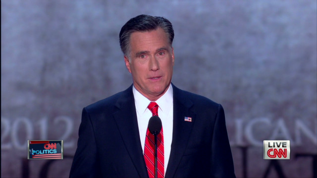 Need to Know News: Romney offers Reaganesque themes in accepting GOP nomination; Communities focus on cleanup as Isaac weakens
