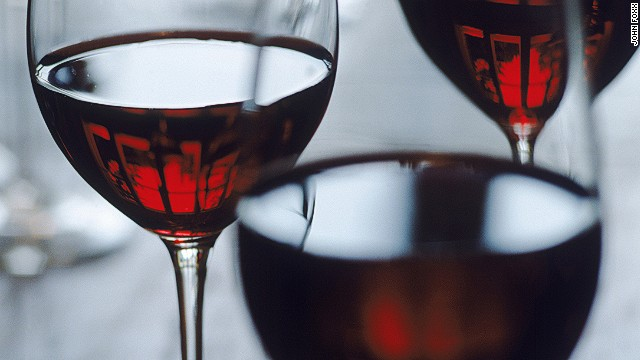Red wine, minus the alcohol, may lower blood pressure
