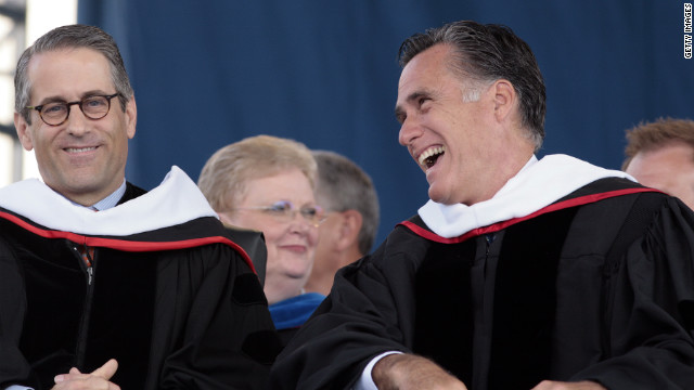 Can Mitt Romney's evangelical ambassador seal the deal before Election Day?