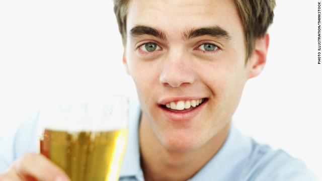 Is it OK to let your teen take a sip of alcohol on special occasions?