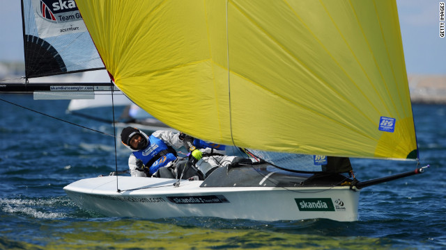 Alexandra Rickham and Niki Birrell of Great Britain got together as a sailing team in 2007 and have gone on to win four consecutive world titles. However, a paralympic medal has so far alluded them. 