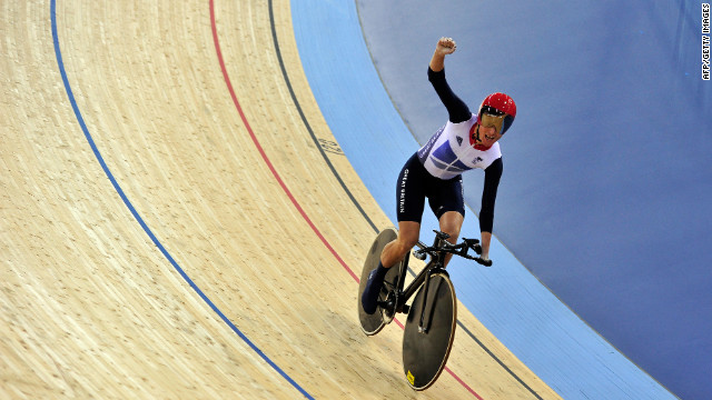 Sarah Storey was a big name for ParalympicsGB before the Games started. She cemeted her name in the Paralympic record books by winning the first gold medal for the host nation and setting a new world record -- all on day one.