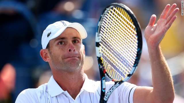 Andy Roddick was the last American man to win the U.S. Open in 2003.