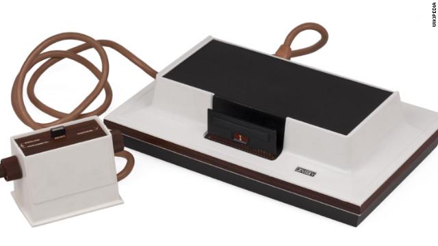 La primera consola de videojuegos cumple 40 años