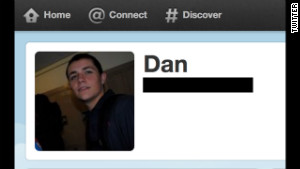 16-year-old Daniel Fernandez, shown on his Twitter profile, lived in Sayreville, New Jersey.