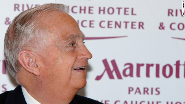 Marriott head praises Romney for bringing Mormonism 'out of obscurity'