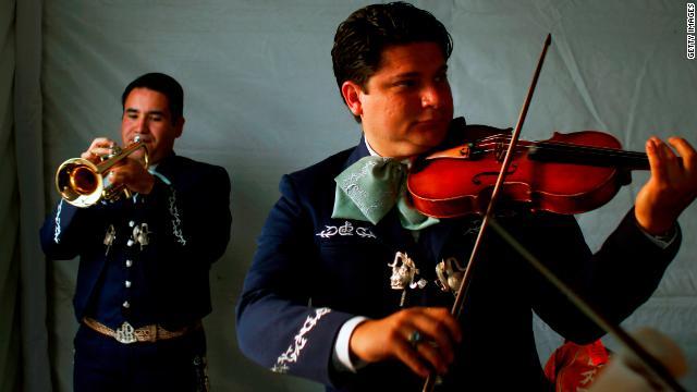 La Unesco reconoce al mariachi como Patrimonio de la Humanidad