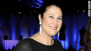 Costume designer Jill Ohanneson attends the 2012 Costume Designers Guild Awards in Beverly Hills, California.