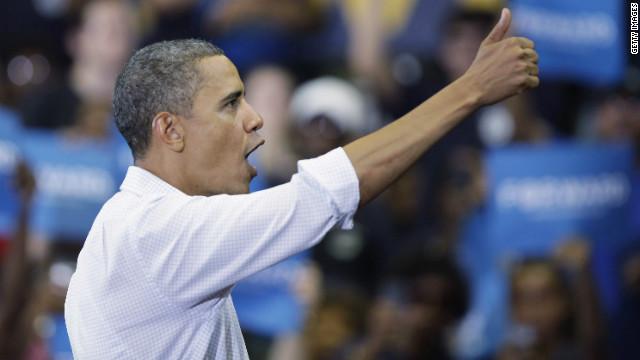 ¿Están mejor los estadounidenses tras cuatro años de Obama?