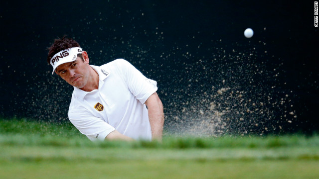 Oostuizen produced a tournament-record 29 on the front nine at TPC Boston.