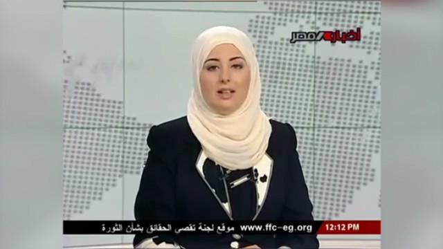 El velo regresa a la televisión estatal de Egipto tras años de prohibición