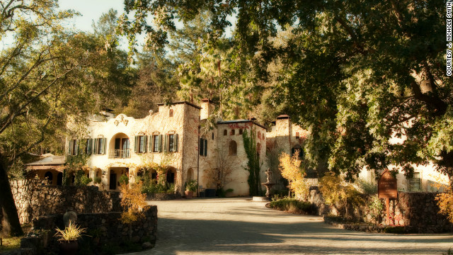 With a private wine bar on the premises, guests of the Kenwood Inn and Spa in northern California's Sonoma Valley don't have to leave to enjoy the region's vineyards.