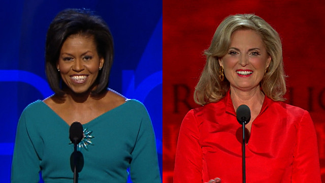 Opinion: What candidates' wives are telling us