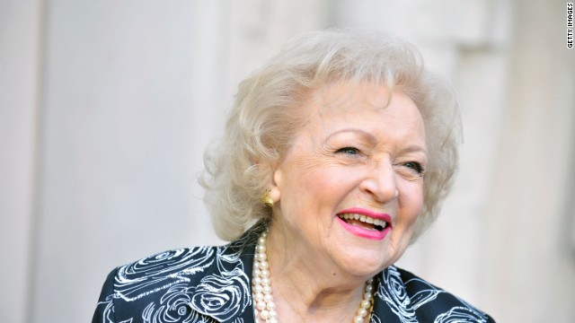 Want a date with Betty White? Bids start at $1k