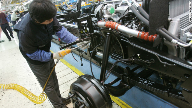 Union officials claimed this is the first time shifts have changed at Hyundai in 45 years.