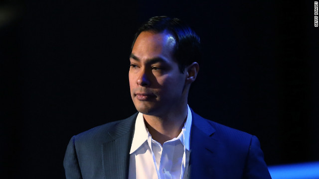 Obama to tap San Antonio Mayor Julian Castro as HUD secretary