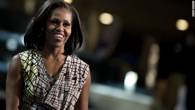 First lady to stay positive, other DNC speakers to take on GOP