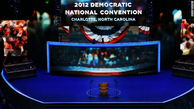 Democrats' platform puts economy, social issues at forefront