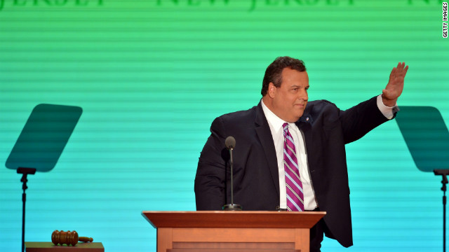 No bump for Christie after convention keynote